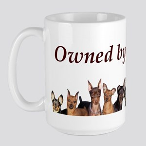 Miniature Pinscher Large Mug
